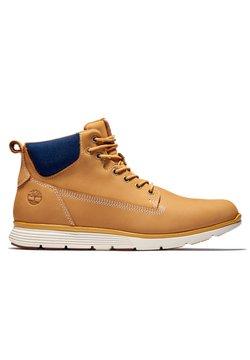 Timberland - KILLINGTON CHUKKA - Lace-up boots - wheat nubuck w cord