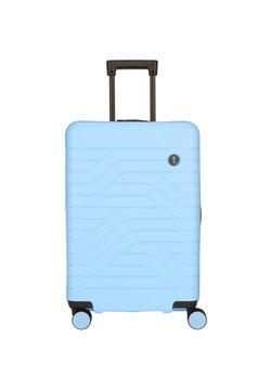 Bric's - Valise à roulettes - hell blau