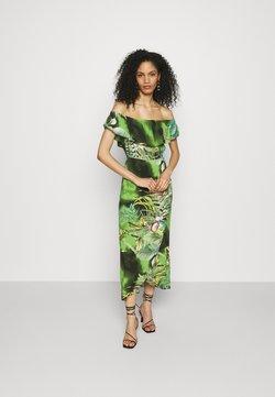 Desigual - TUCSON - Vestido informal - green