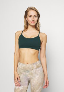 Cotton On Body - WORKOUT YOGA CROP - Sport BH - june bug