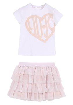 Liu Jo Kids - T-shirt print - pink