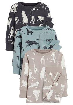 Next - 3 PACK - Pijama - grey