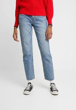 ONLY - ONLEMILY ANKLE - Straight leg jeans - medium blue denim