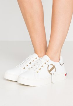 Love Moschino - DAILY LOVE - Sneakers laag - white