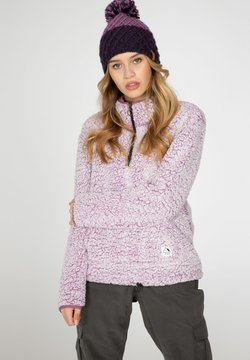 Protest - CAMILLE - Fleecepullover - very grape