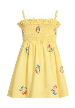 Evika Kids - Freizeitkleid - yellow