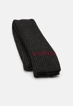 Michael Kors - EMBROIDERD MUFFLER - Schal - black