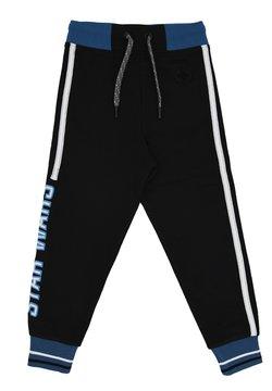 Fabric Flavours - STAR WARS STORMTROOPER POCKET JOGGERS - Jogginghose - black