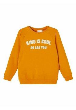Name it - Sweater - mustard yellow