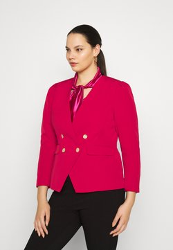 CAPSULE by Simply Be - OLIVIA NEW STYLE TROPHY - Blazer - red