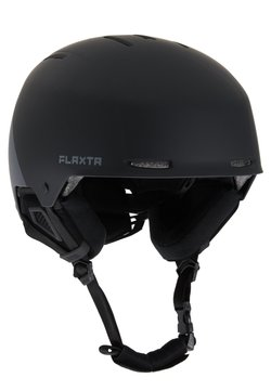 Flaxta - NOBLE - Helm - black/dark grey
