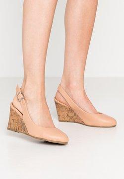 Wallis - CALLIE - Sleehakken - nude