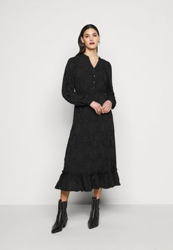 ONLY Tall - ONLEVA DRESS - Maxikleid - black