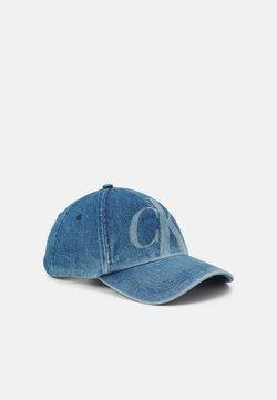 Calvin Klein Jeans - UNISEX - Lippalakki - blue denim