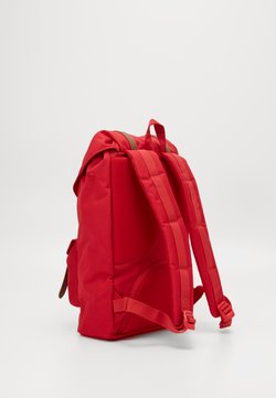 Herschel - LITTLE AMERICA MID VOLUME - Reppu - red/saddle brown