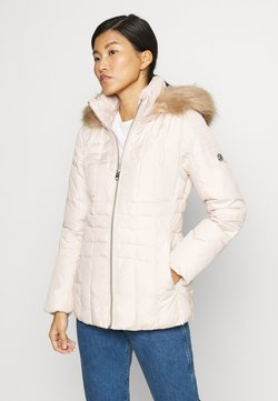 Calvin Klein - ESSENTIAL JACKET - Winterjacke - white smoke