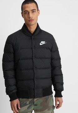 Nike Sportswear - Daunenjacke - black/white