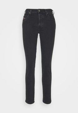 Diesel - BABHILA - Jeans Slim Fit - washed black
