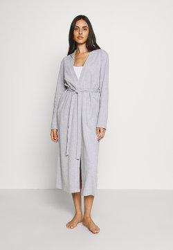 Anna Field - WAFFLE BATHROBE - Dressing gown - grey