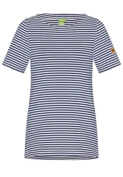 TAO Technical Wear - T-Shirt print - navy striped