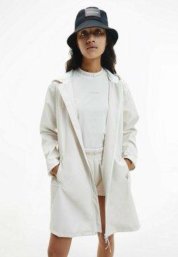 Calvin Klein Jeans - Parka - white sand