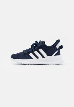 adidas Originals - U_PATH RUN SPORTS INSPIRED SHOES UNISEX - Sneakers laag - collegiate navy/footwear white/core black