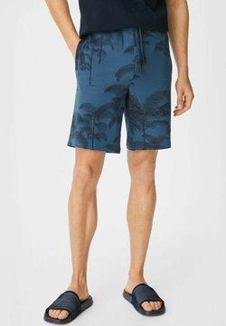 C&A - Shorts - dark blue