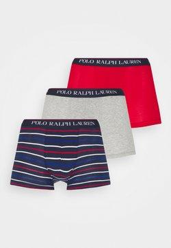 Polo Ralph Lauren - 3 PACK - Panties - red/grey/dark blue