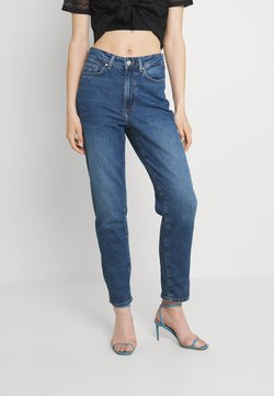 Even&Odd - Jeansy Skinny Fit - blue denim