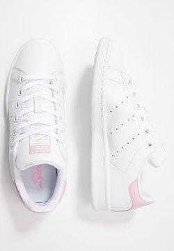 adidas Originals - STAN SMITH - Sneaker low - footwear white/true pink