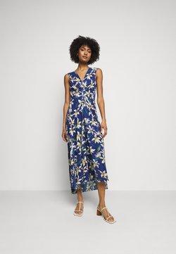 MAX&Co. - PADRINO - Maxikleid - cornflower blue pattern