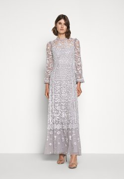 Needle & Thread - PATCHWORK GOWN EXCLUSIVE - Abito da sera - dusk blue