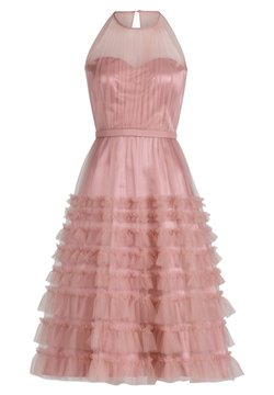 Vera Mont - MIT RÜSCHEN - Cocktailkleid/festliches Kleid - cozy pink