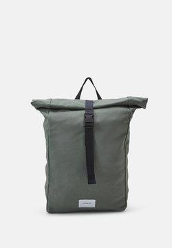 Sandqvist - KAJ UNISEX - Tagesrucksack - dusty green/navy