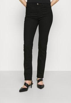 Emporio Armani - Slim fit -farkut - black denim