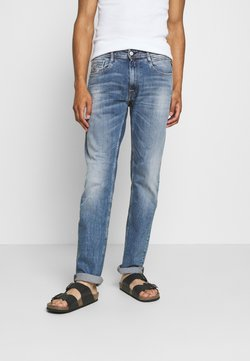 Replay - ROCCO - Jeans a sigaretta - light blue