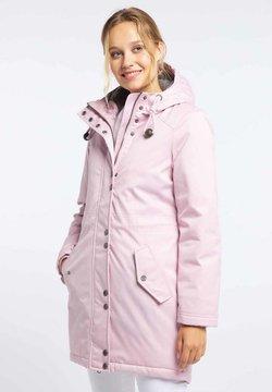 DreiMaster - Wintermantel - powder pink