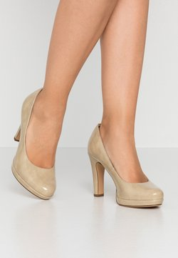 Tamaris - High Heel Pumps - cream