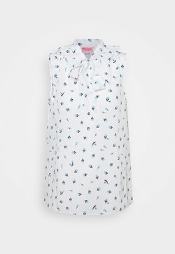 kate spade new york - GARDEN DITSY SHELL - Bluse - french cream