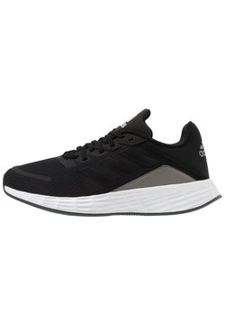 adidas Performance - DURAMO CLASSIC LIGHTMOTION RUNNING SHOES - Zapatillas de running neutras - core black/grey six