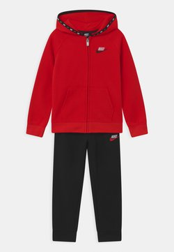 Nike Sportswear - SET UNISEX - Survêtement - black