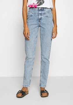 Tommy Hilfiger - GRAMERCY TAPERED - Jeans Relaxed Fit - linde