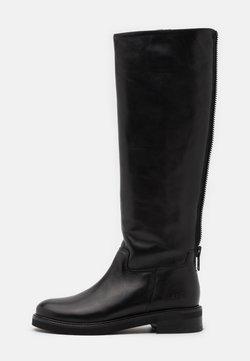 Nubikk - SARRAY ZIP - Stiefel - black