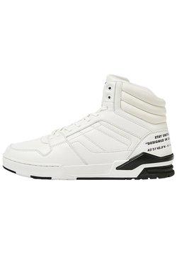 PULL&BEAR - Sneaker high - white