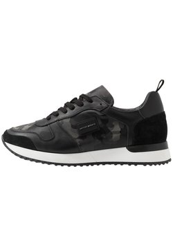 Antony Morato - RUN METAL CAMO - Sneaker low - steel
