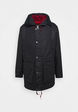 Barbour - NORTH SEA - Wintermantel - navy