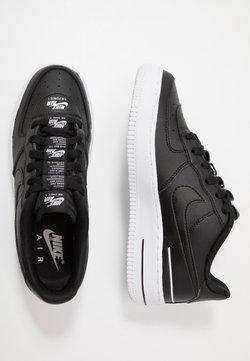 Nike Sportswear - AIR FORCE 1 LV8 3 - Sneaker low - black/white
