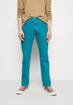 Levi's® - 501® BIRTHDAY '93 STRAIGHT - Jean droit - blue eyes turquoise