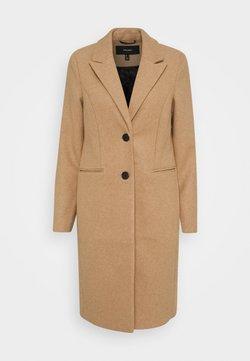 Vero Moda - VMBLAZA LONG JACKET - Manteau classique - tan