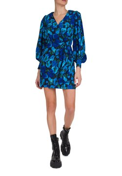 The Kooples - ROBE  - Freizeitkleid - blu01